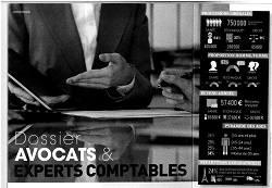 Magazine Capital: Dossier Avocats & Experts Comptables