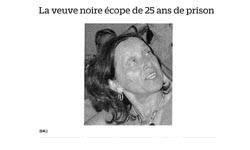 Affaire Lejar, article Le Parisien